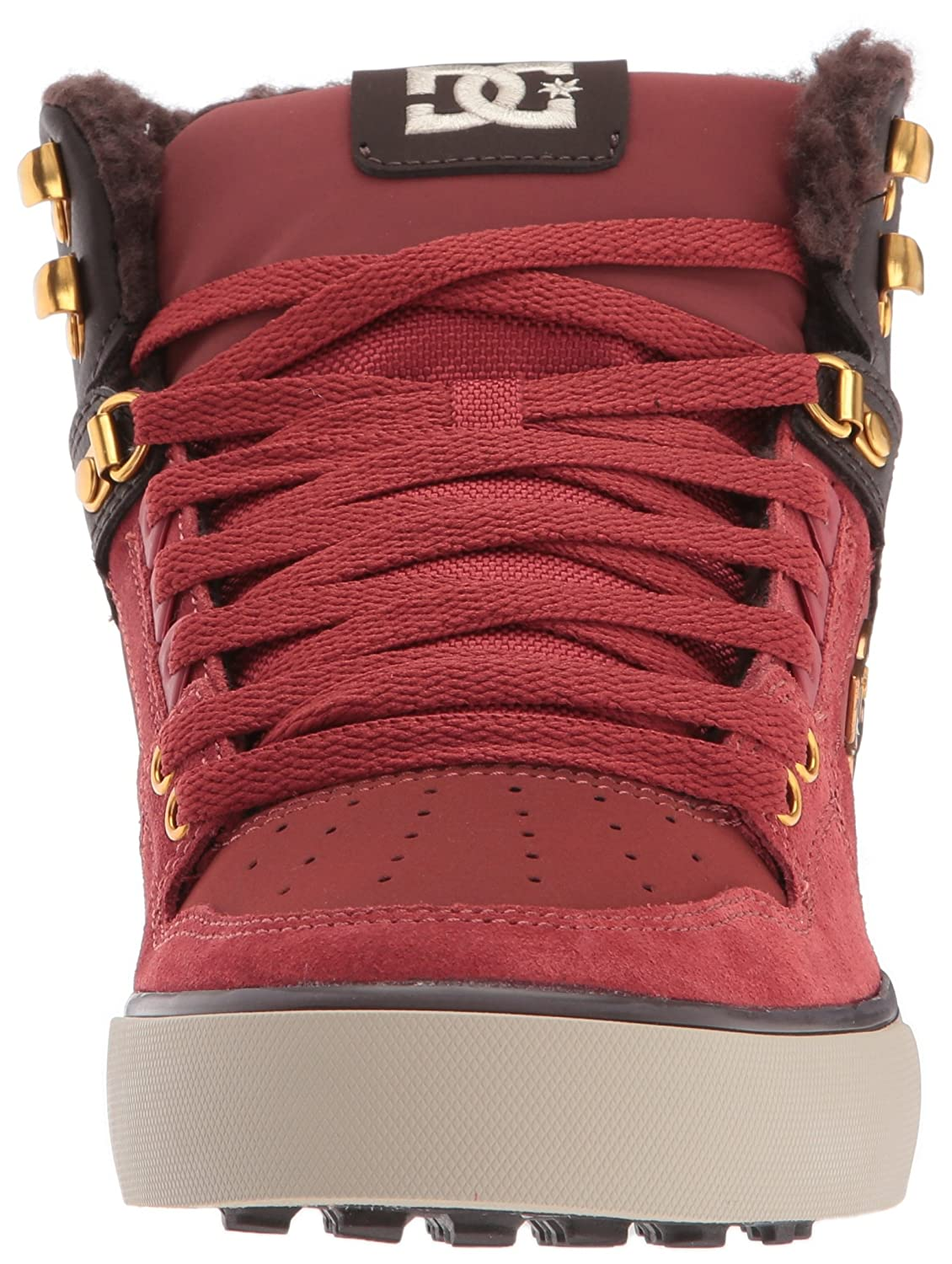 DC Women's Spartan High WC Wnt Skate Shoe US|Coffee B06Y5KXYPL 6 D D US|Coffee Shoe 5b5686