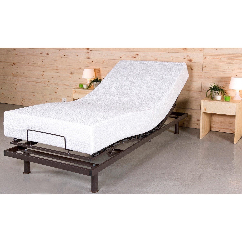 Tobia Natural Sleep T movimiento ajustable colchón tamaño: 10 cm H x 38 cm W x 80 cm L: Amazon.es: Hogar