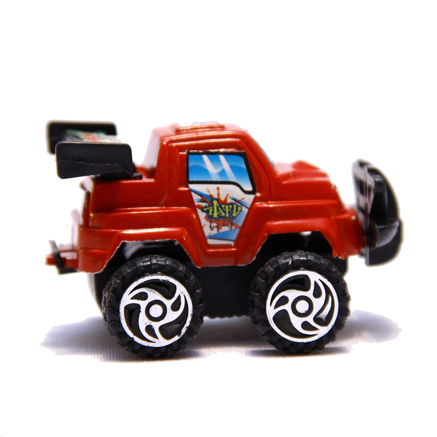 Amazon.com: dazzling toys Mini Cars Pull Back & Let Go Race Cars 12 ...