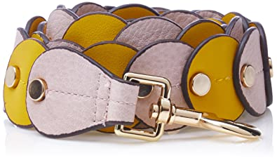 Accessorize Women's Shoulder Bag (Yellow)