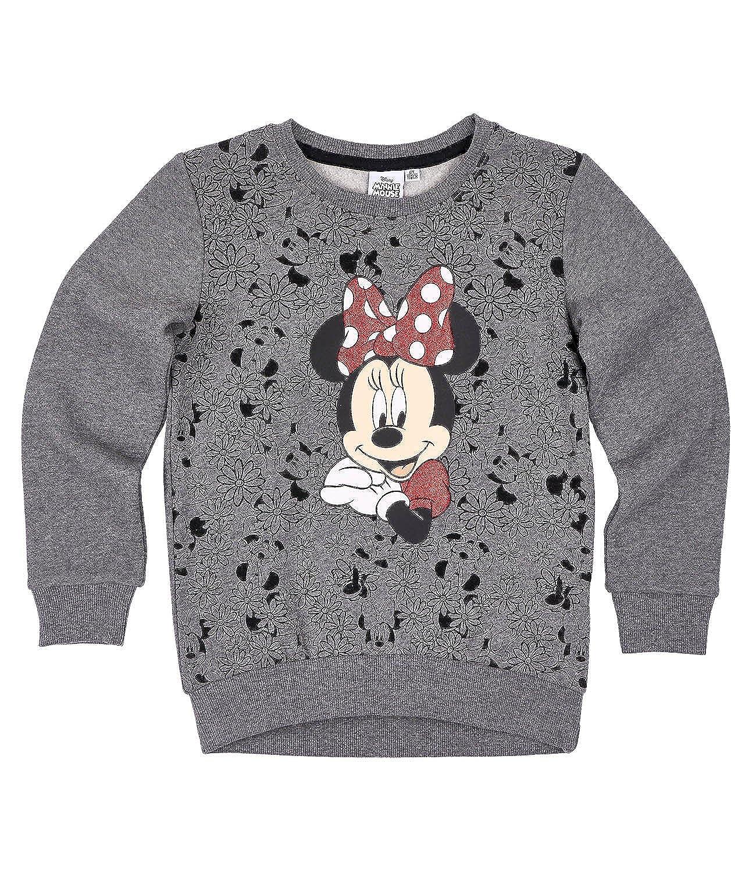 Disney Girls' Sweatshirt grey grey