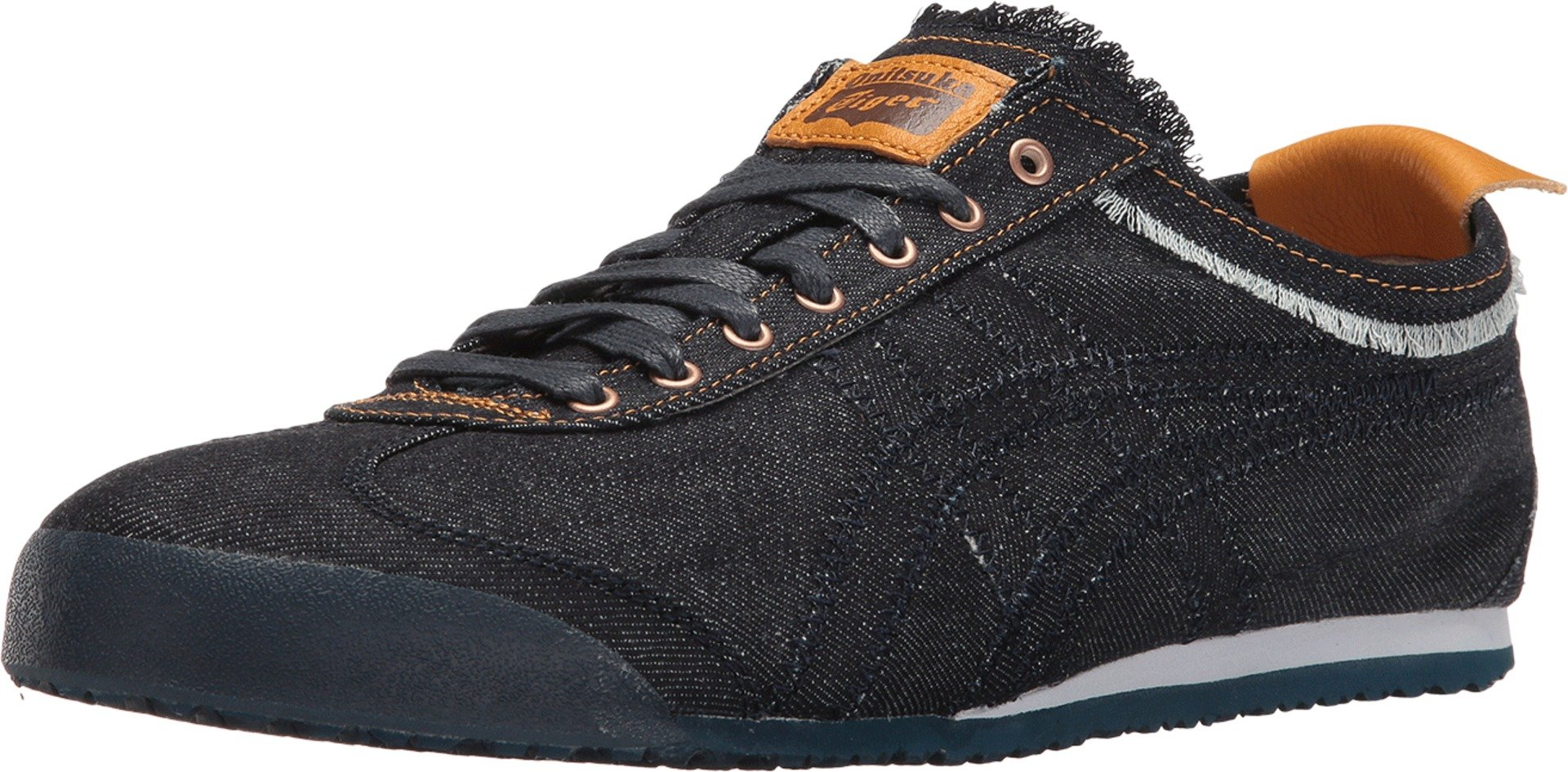 innovative design 1438d d358d Onitsuka Tiger Men's Mexico 66 Fashion Sneaker, India Ink, 4 M US