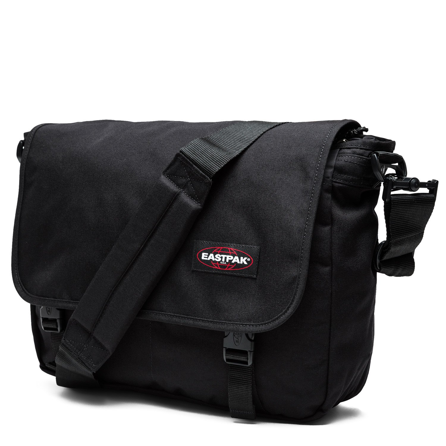 eastpak extragate notebook cases messenger black monotone