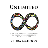Unlimited: A 40 Day Law of Attraction Workbook to Accelerate Manifestation (English Edition)
