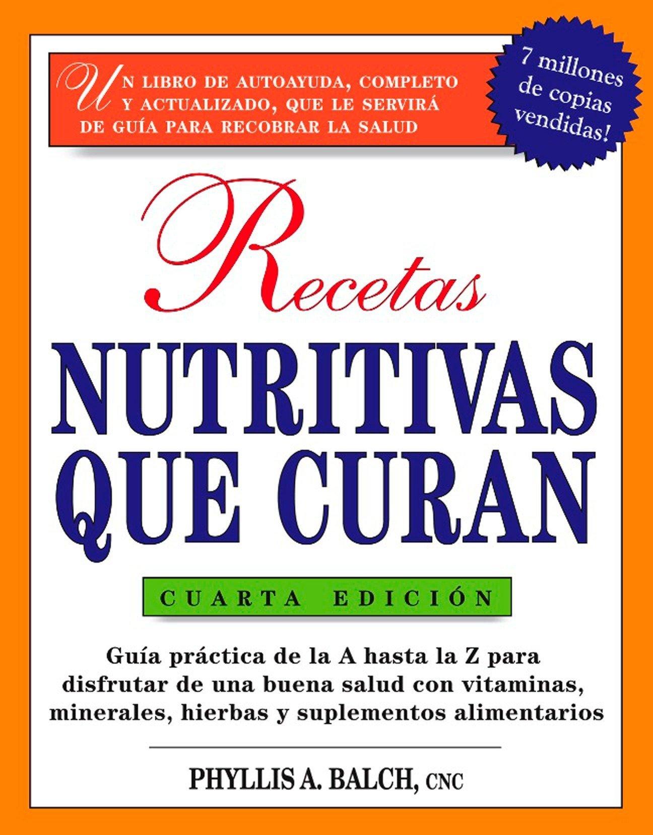 Recetas nutritivas que curan descargar gratis