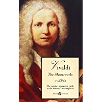 Delphi Masterworks of Antonio Vivaldi (Illustrated) (Delphi Great Composers Book 7) book cover