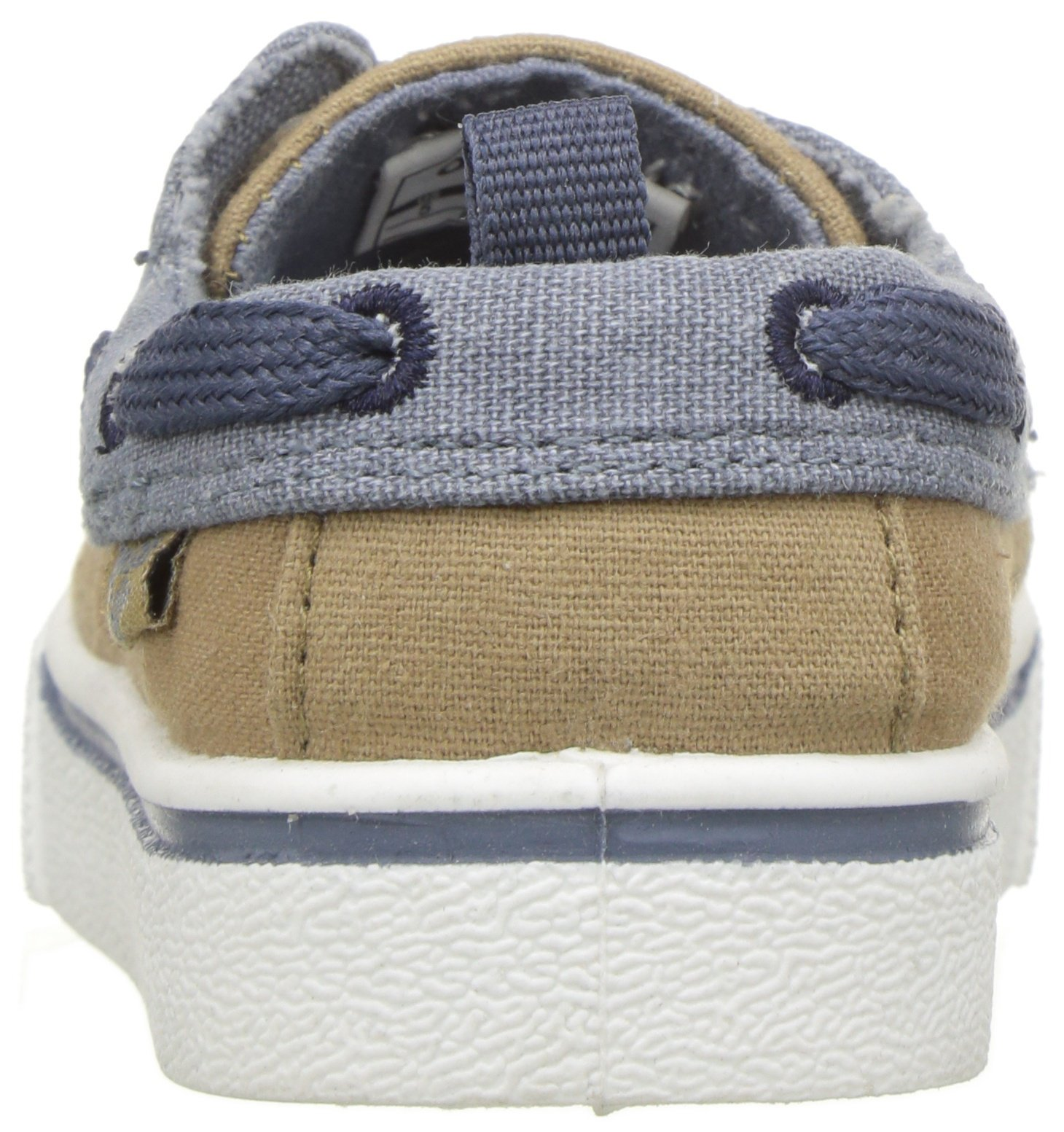 OshKosh B'Gosh Albie Boy's Boat Shoe, Khaki, 12 M US Little Kid by OshKosh B'Gosh (Image #2)