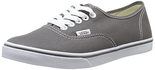 Zapatos grises Vans Authentic infantiles