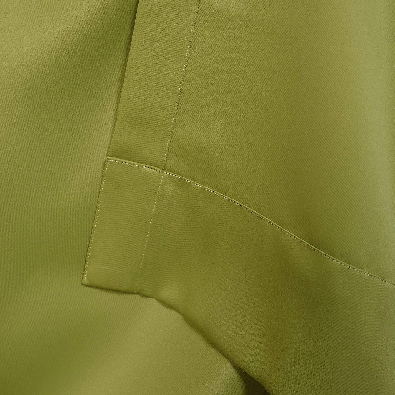 Half Price Drapes BOCH-201303-84-GR Grommet Blackout Curtain Marigold EFF