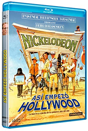 Así empezó Hollywood [Blu-ray]: Amazon.es: Ryan ONeal, Burt ...