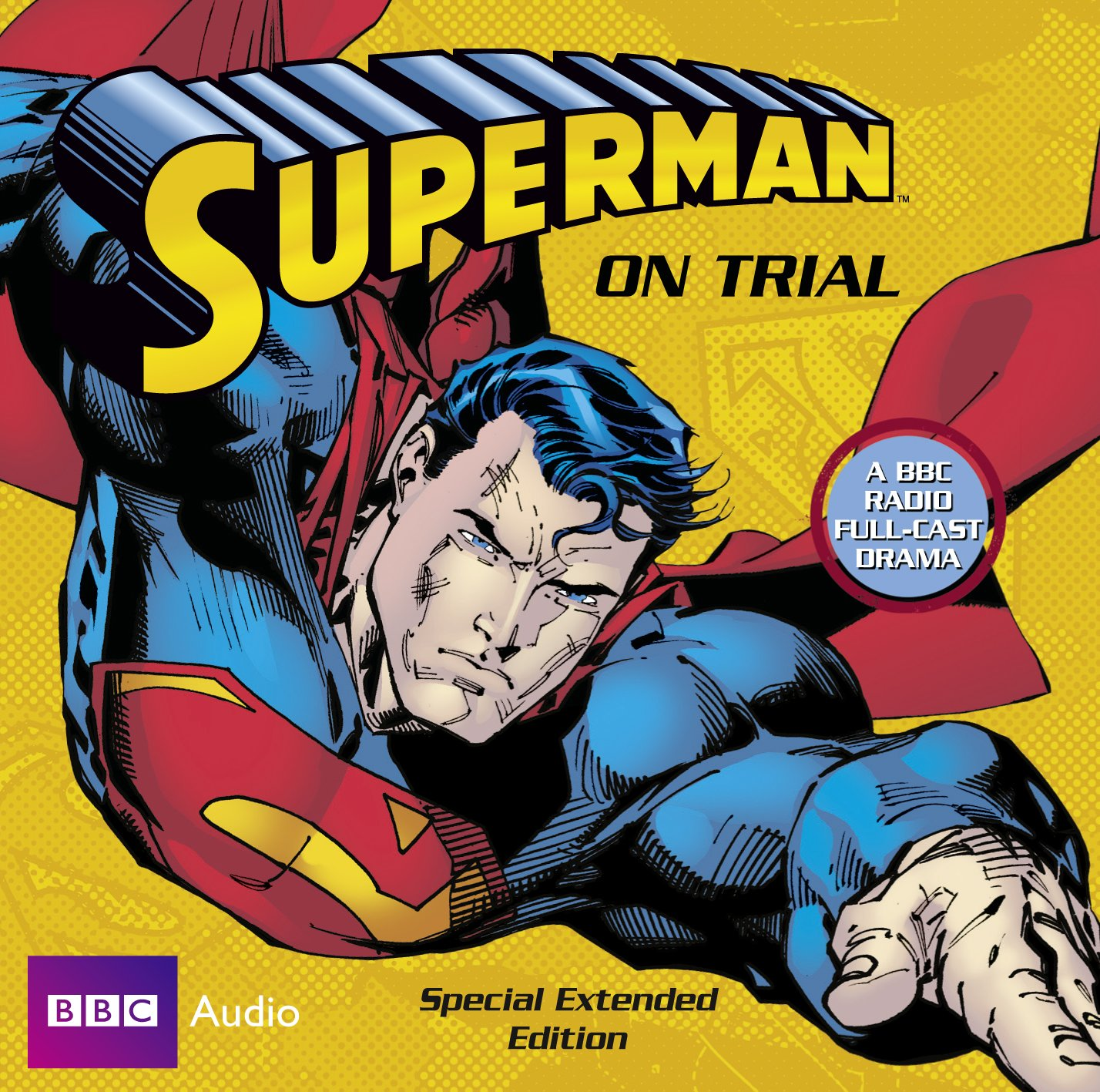 Image result for superman on trial cd