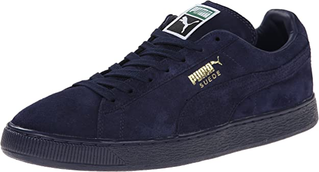 PUMA Men's Suede Classic Iced Lace-Up