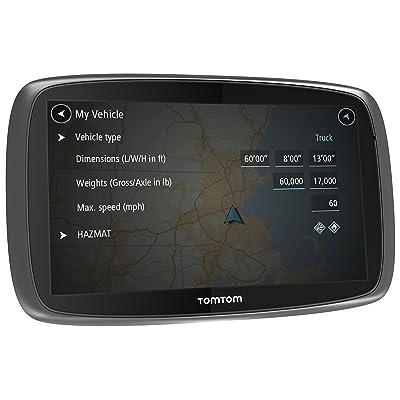 TomTom Trucker 600 GPS Device - GPS Navigation for Trucks