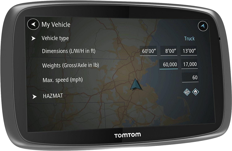 TomTom Trucker 6000 Fijo 6