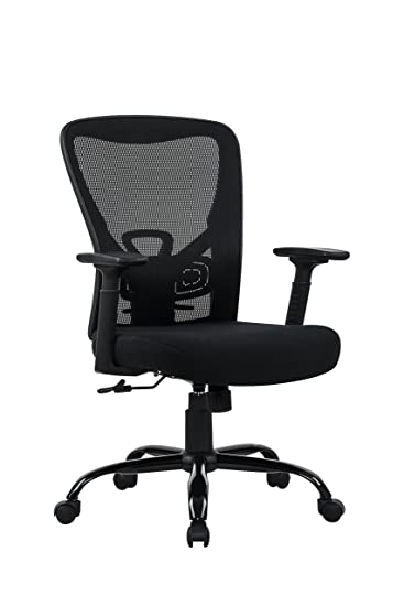 amazon com new mid back mesh racing office desk chair adjustable