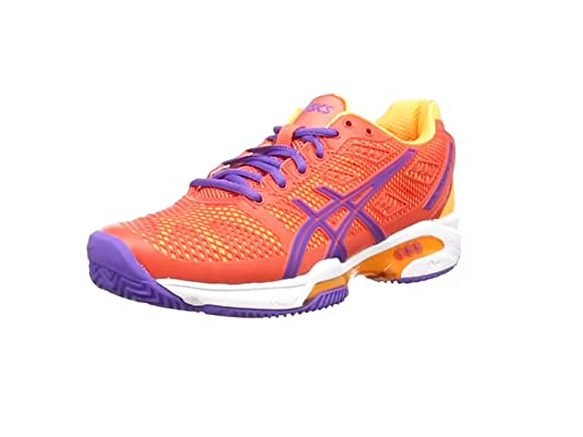 ASICS Damen Gel Solution Speed 2 Clay Tennisschuhe