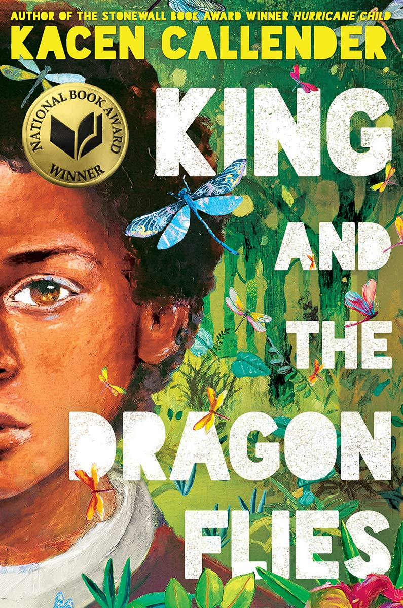 King and the Dragonflies: Callender, Kacen: 9781338129335: Books - Amazon.ca