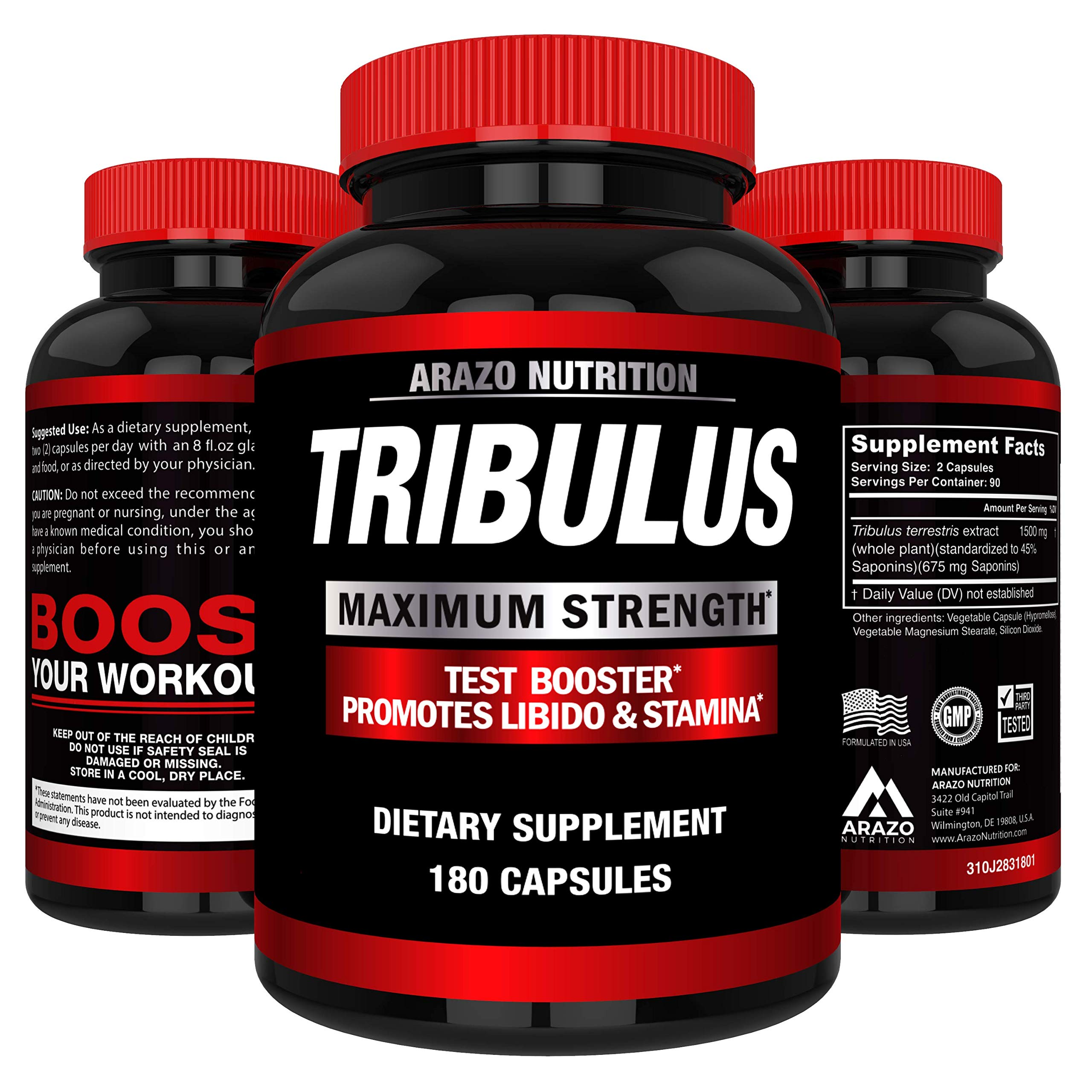 testosterone capsules review