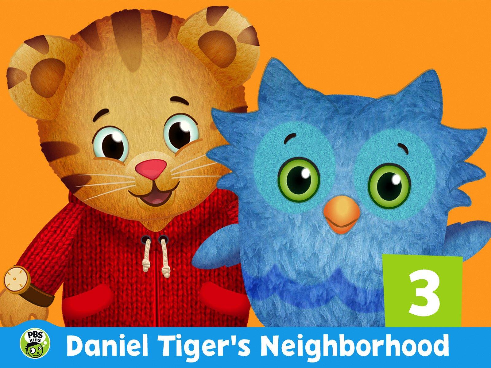 Amazon.com: Daniel Tiger\'s Neighborhood Season 3: Amazon Digital ...