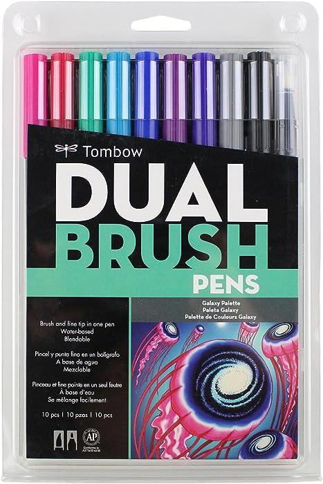 The Best Tombow Dual Brush Blender Pens