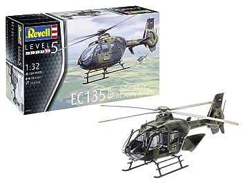 Revell 04982 14 Maqueta de EC135 heeres Planeador/Germ. Army ...