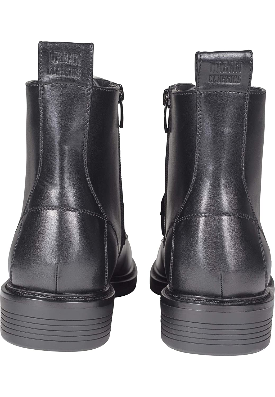 Urban Classics Classics Urban Damen Velvet Lace Combat Stiefel Schwarz (schwarz 00007) a2c5a5