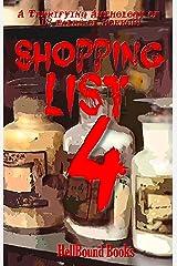 Shopping List 4 Kindle Edition