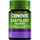 Cenovis EasySleep Valerian - Traditionally used to: Calm nerves - Relieve sleeplessness, 30 Capsules