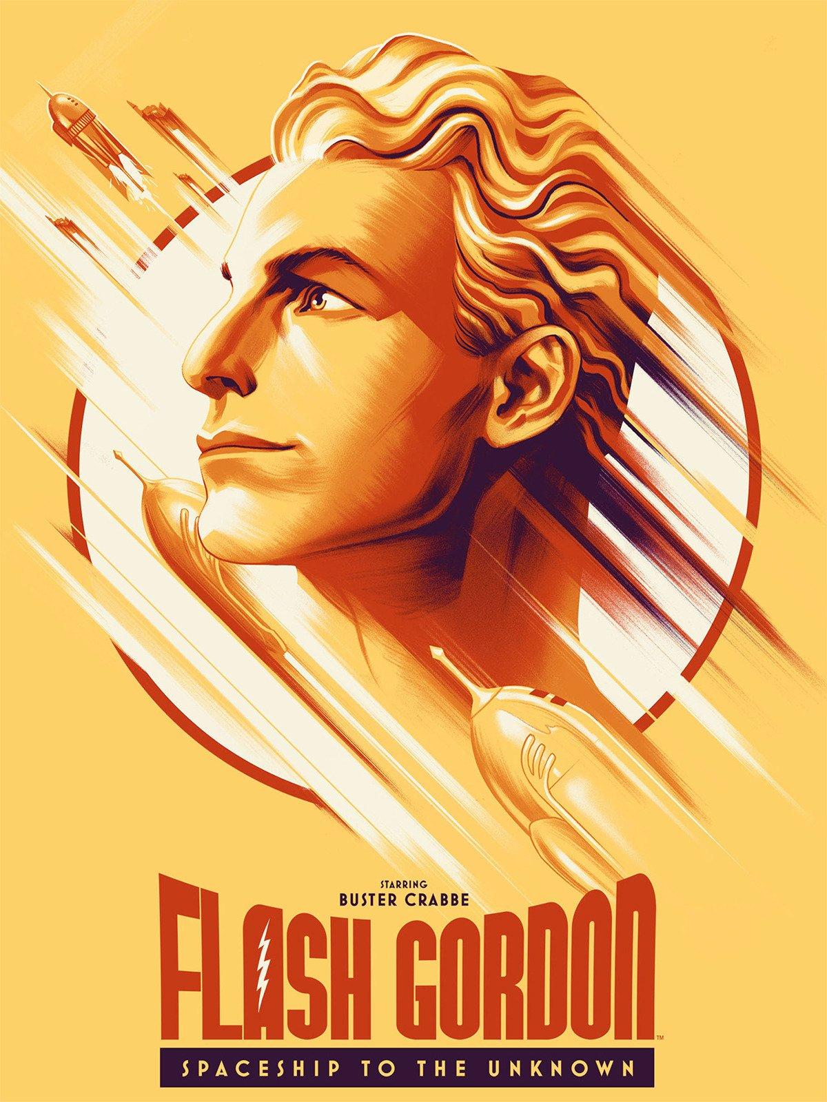 Flash Gordon: Spaceship To The Unknown on Amazon Prime Video UK