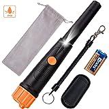SUNPOW Metal Detector Pinpointer IP68 Waterproof Handheld Pin Pointer Wand with Belt Holster Treasure Hunting Tool Accessories