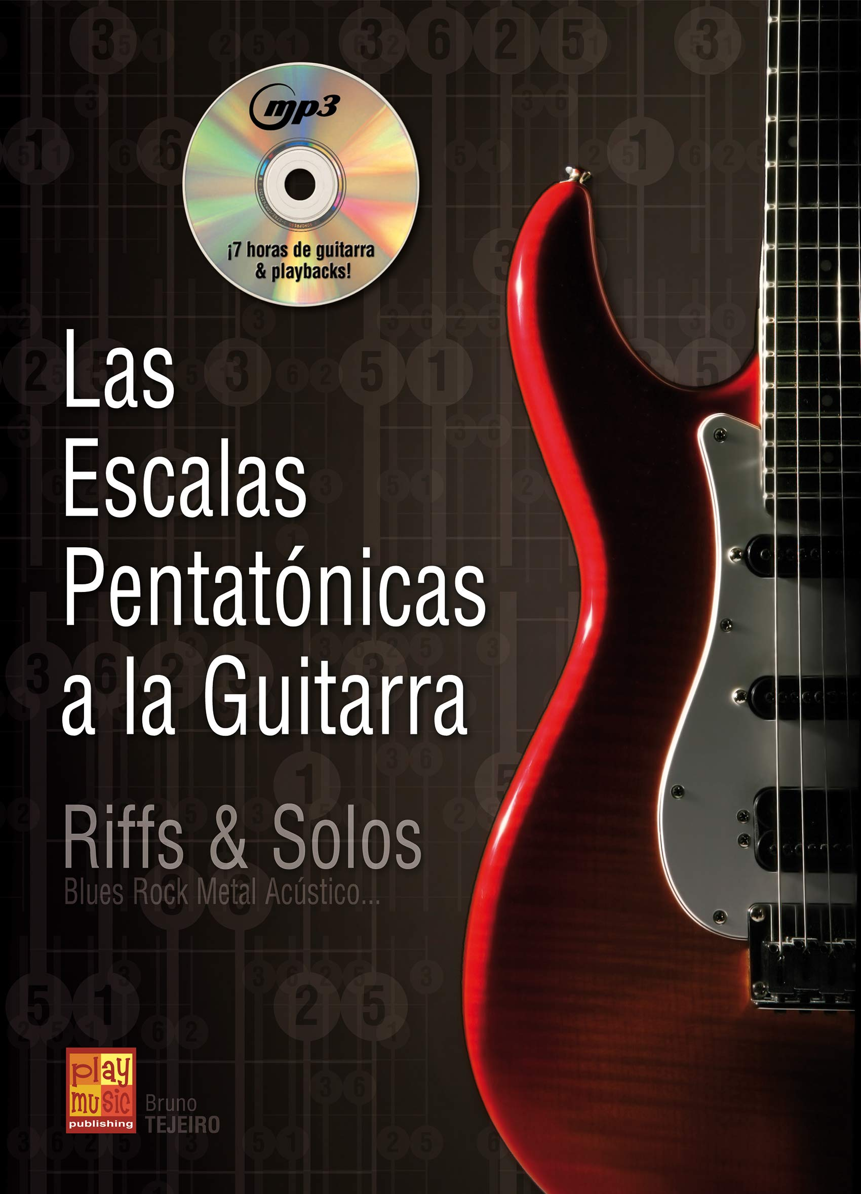 Las escalas pentatónicas a la guitarra - 1 Libro + 1 CD: Amazon.es ...