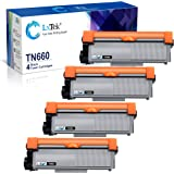 LxTek Compatible Toner Cartridge Replacement for Brother TN660 TN630 TN-660 TN-630 High Yield to use with HL-L2300D HL…