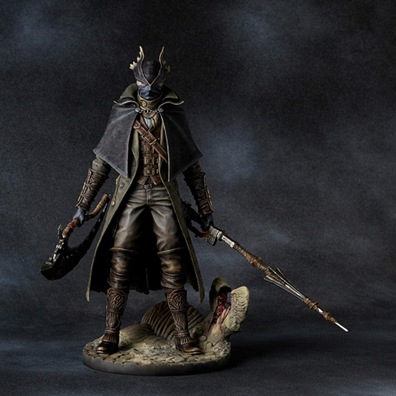 GECCO Bloodborne The Old Hunters: Hunter 1/6 Scale PVC Figura ...