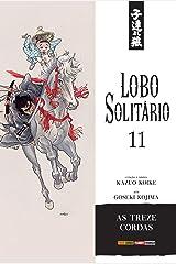 Lobo Solitário - Volume 11 Capa comum