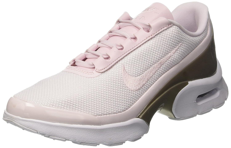 Nike Wmns Air MAX Jewell PRM, Entrenadores para Mujer 40.5 EU|Rosa (Pearl Pink/Pearl Pink/Mtlc Gold Silk)