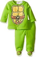 Nickelodeon Baby Boys' Teenage Mutant Ninja Turtle Fleece Jacket and Pant Set