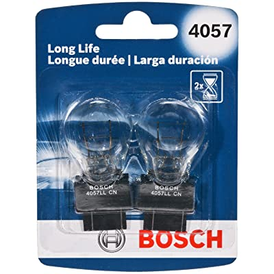 Bosch 4057 Long Life Upgrade Minature Bulb, Pack of 2: Automotive