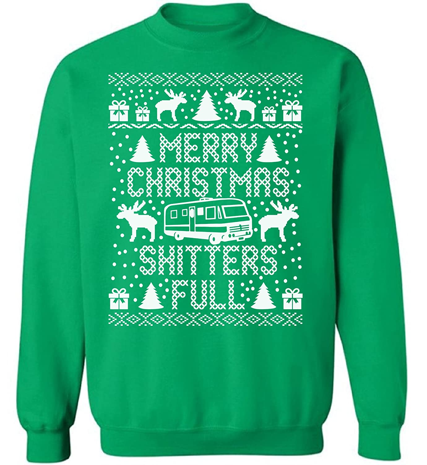 NEW Ugly Christmas Sweater Men Nightmare before Christmas Holiday ...
