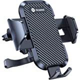 VICSEED Ultra Stable Phone Holder for Car, [Upgrade Never Fall Off & Won't Break] Air Vent Universal Car Phone Holder Mount E