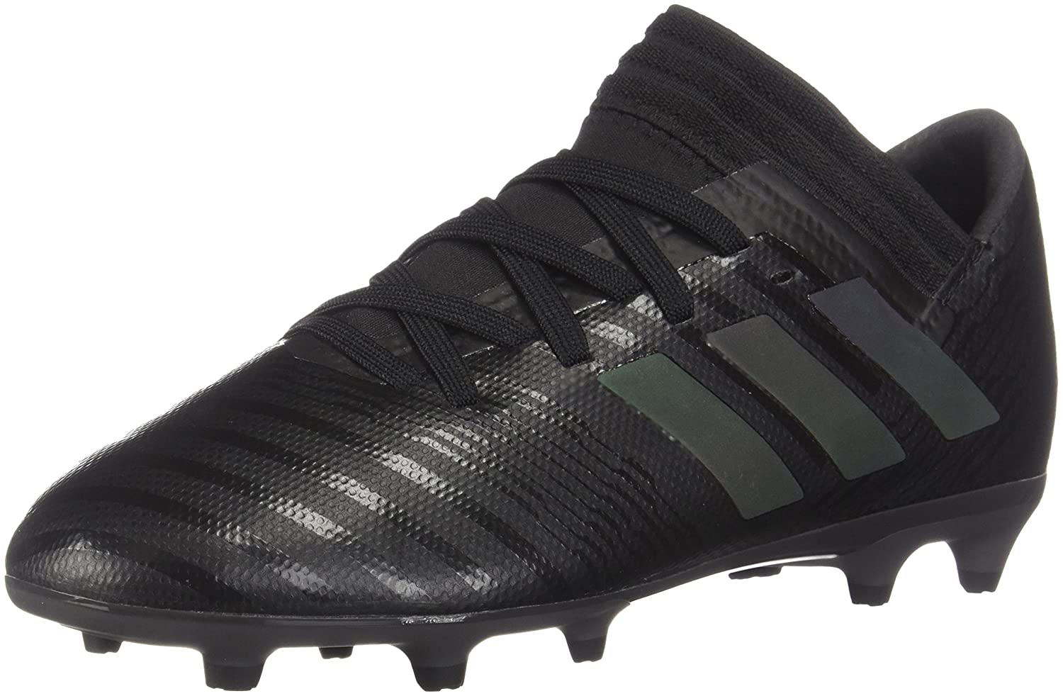 adidas Boys' NEMEZIZ 17.3 Firm Ground Soccer Shoes S82427