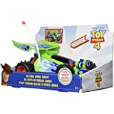 Toy Story Disney Pixar RC 自由车轮玩具车