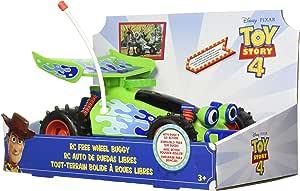 Toy Story Disney Pixar RC Free Wheel Buggy Car