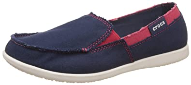 f2b8bbc329 crocs Women's Melbourne Loafers and Moccasins: Buy Online at Low ...