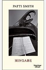 Hingabe (German Edition) Kindle Edition