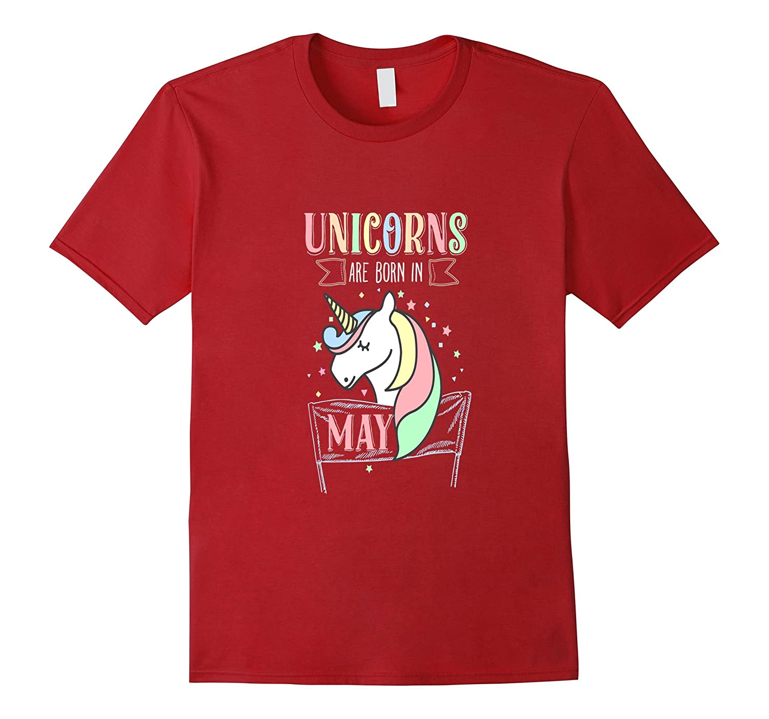 Best unicorns are born in may tshirts for LGBT community-CD