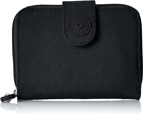 TALLA 9.5x12.5x3 cm. Kipling - New Money, Carteras Mujer, Schwarz (Black), One Size