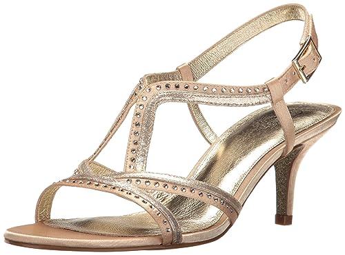 a6c8437a7a18 Adrianna Papell Women s Agatha Dress Sandal  Amazon.co.uk  Shoes   Bags