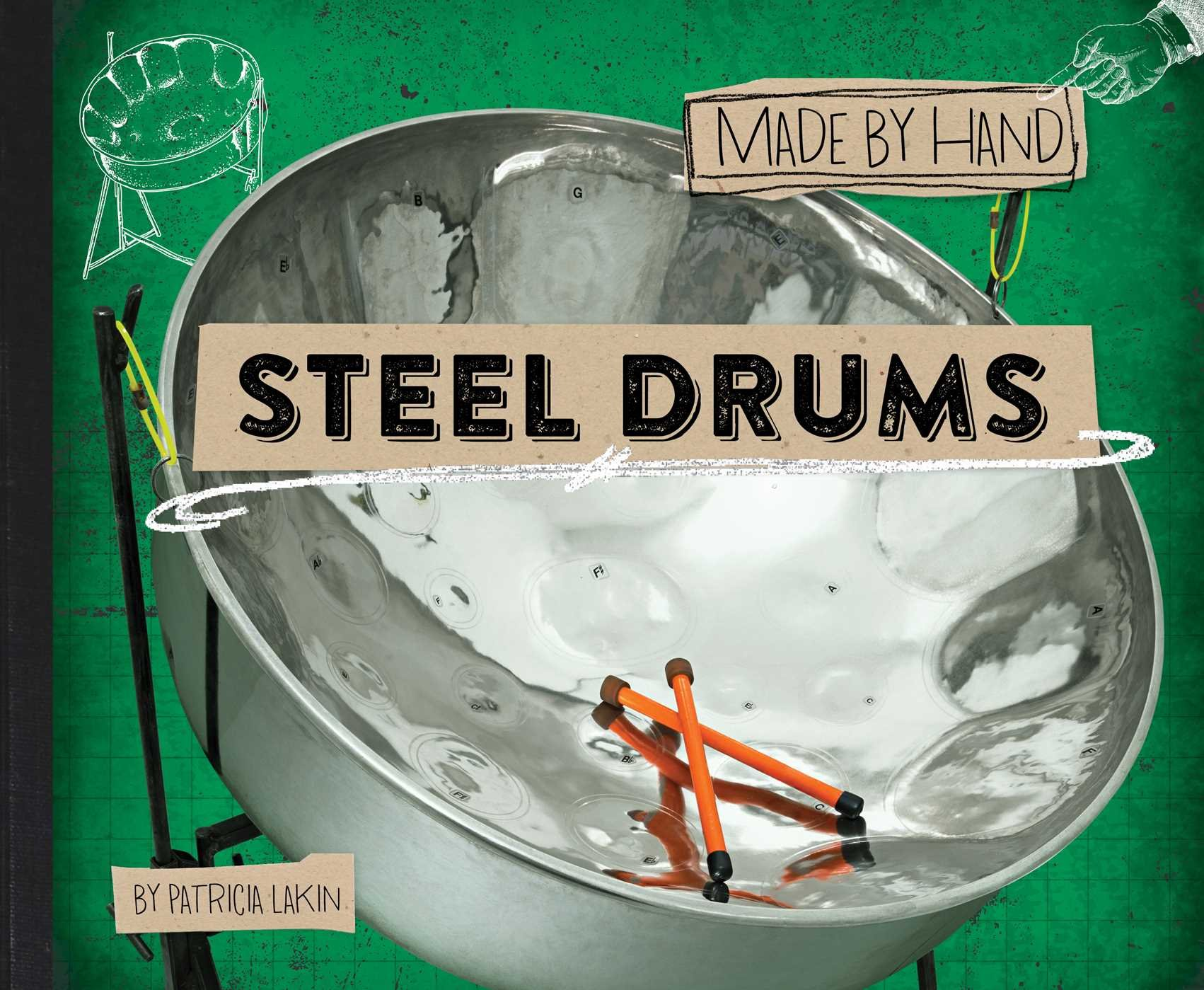How its made steel drums