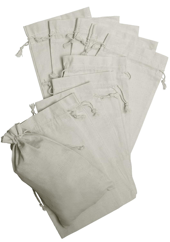 最新 (15cm x White) 20cm - 12 pack, White) 7 - 100 x Percent Cotton Muslin Drawstring Bags 12-Pack For Storage Pantry Gifts (15cm x 20cm, White) B01J2UA4JU ホワイト 7 x 12 inch - 12 pack 7 x 12 inch - 12 pack|ホワイト, 伊吹町:e78c6d89 --- vanhavertotgracht.nl