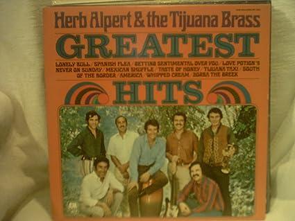 herb alpert greatest hits amazon